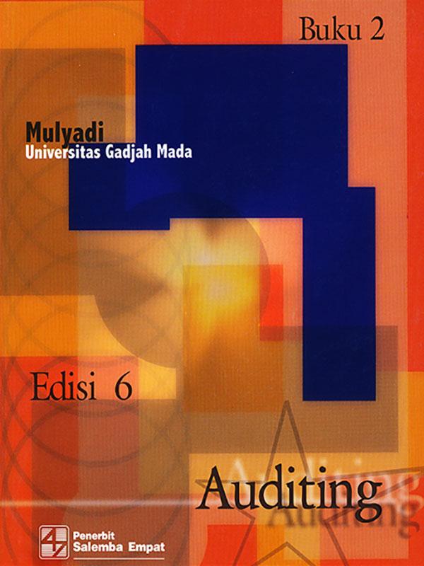 Auditing 2 Edisi 6-Koran/Mulyadi
