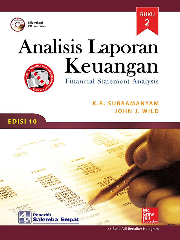 Analisis Laporan Keuangan 2 (e10)/Wild, Subramanyam (BUKU SAMPEL)