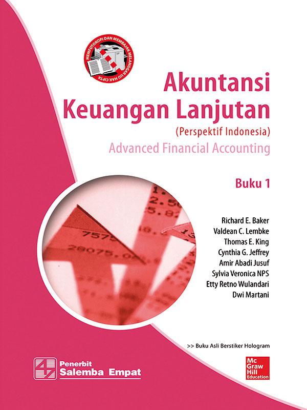 Akuntansi Keuangan Lanjutan 1 (Adaptasi)/Baker (BUKU SAMPEL)