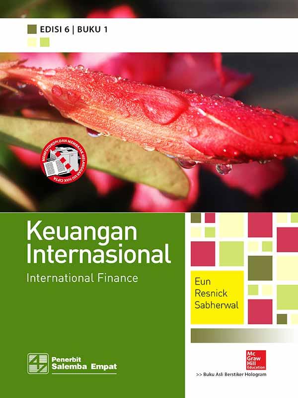 Keuangan Internasional Edisi 6 Buku 1/ EUN