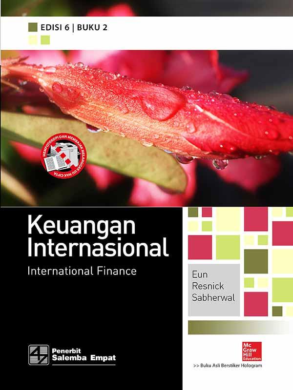 Keuangan Internasional Edisi 6 Buku 2/ EUN