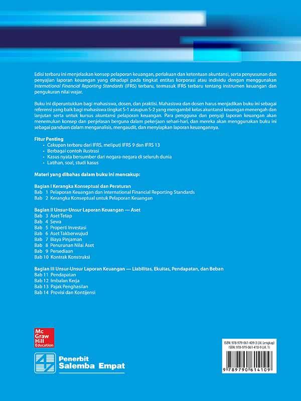 Akuntansi Keuangan:Perspektif IFRS Edisi 2 Buku 1/ Lam-Lau
