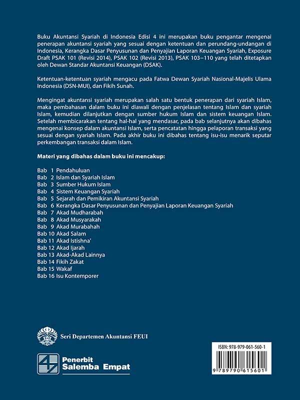 Akuntansi Syariah di Indonesia Edisi 4-CD Lampiran/Sri Nurhayati