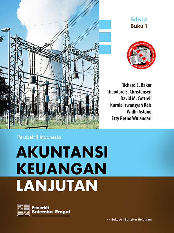 Akuntansi Keuangan Lanjutan-Perspektif Indonesia Edisi 2 Buku 1/Baker