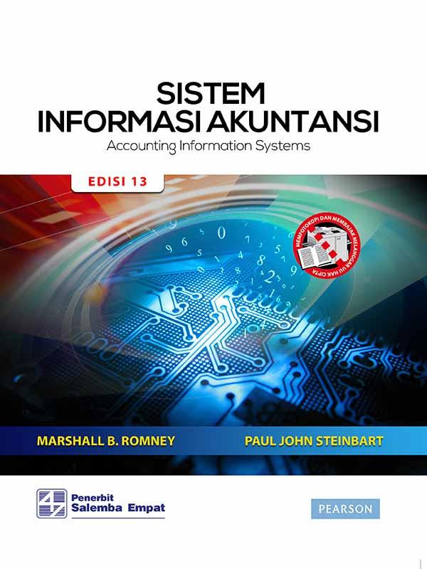 Sistem Informasi Akuntansi Edisi 13-Full Print/Romney
