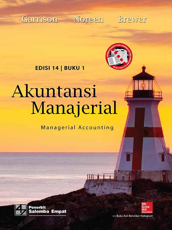 Akuntansi Manajerial Edisi 14 1-HVS/Garrison