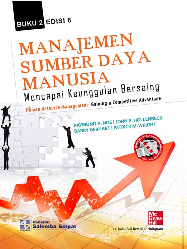 Manajemen Sumber Daya Manusia 2 Edisi 6/Noe