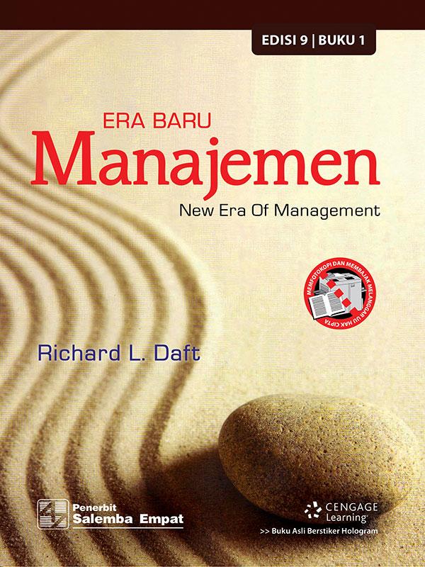 Era Baru Manajemen Edisi 9 Buku 1/Daft
