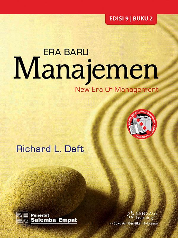 Era Baru Manajemen Edisi 9 Buku 2/Daft