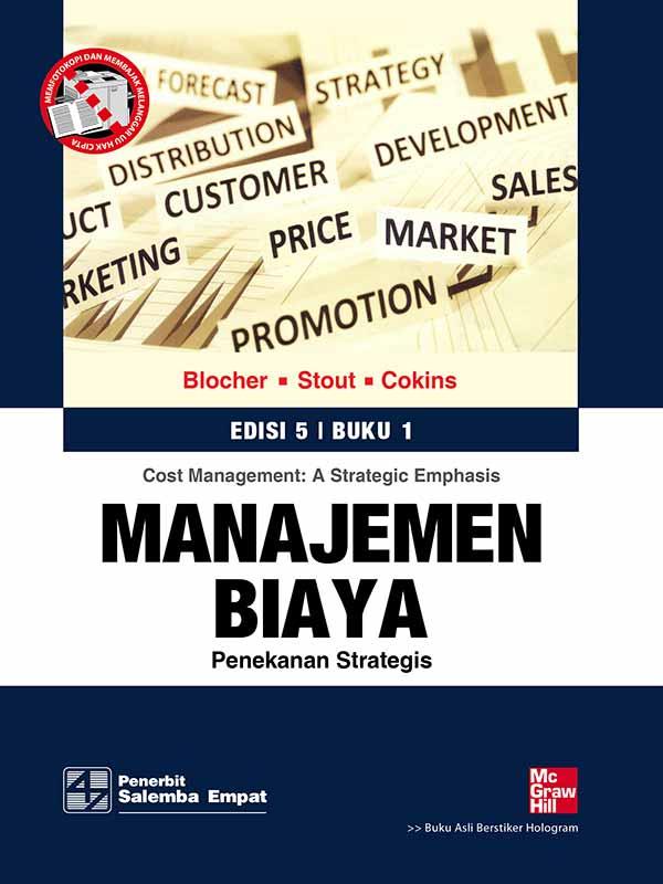 Manajemen Biaya 1 Edisi 5-Koran/Blocher