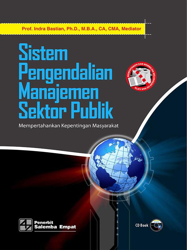 Sistem Pengendalian Manajemen Sektor Publik-CD Book/Indra Bastian (BUKU SAMPEL)