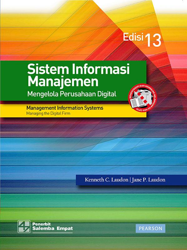 Sistem Informasi Manajemen Edisi 13/Laudon
