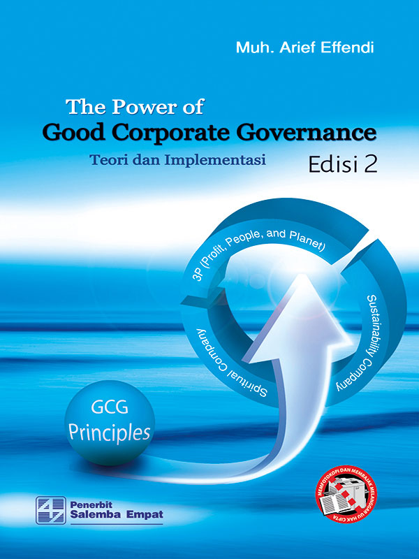 The Power of Good Corporate Governance Edisi 2-HVS/Arief Effendi
