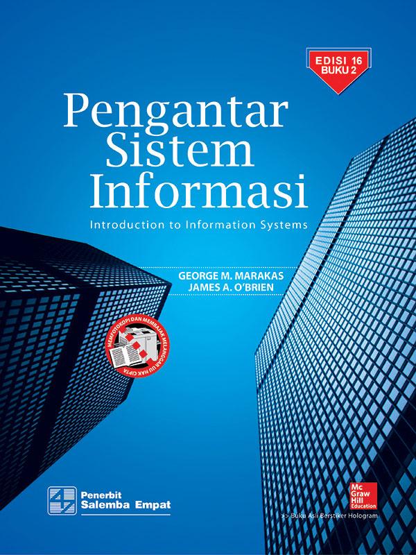 Pengantar Sistem Informasi Edisi 16 Buku 2/Marakas