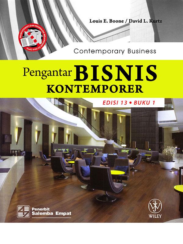Pengantar Bisnis Kontemporer Edisi 13 Buku 1-HVS/Boone