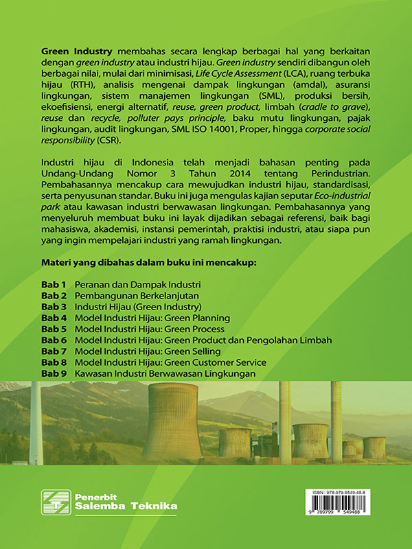 Green Industry/Arif Zulkifli