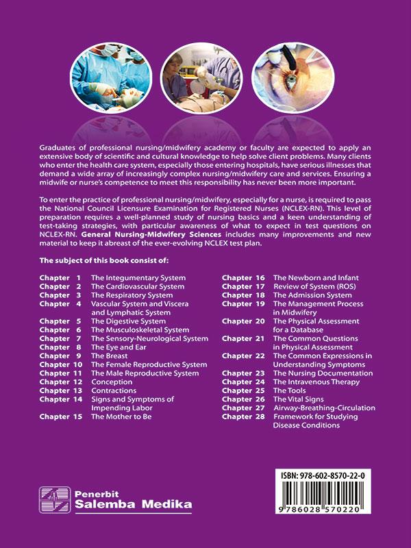 General Nursing-Midwifery Sciences/Ali Imron