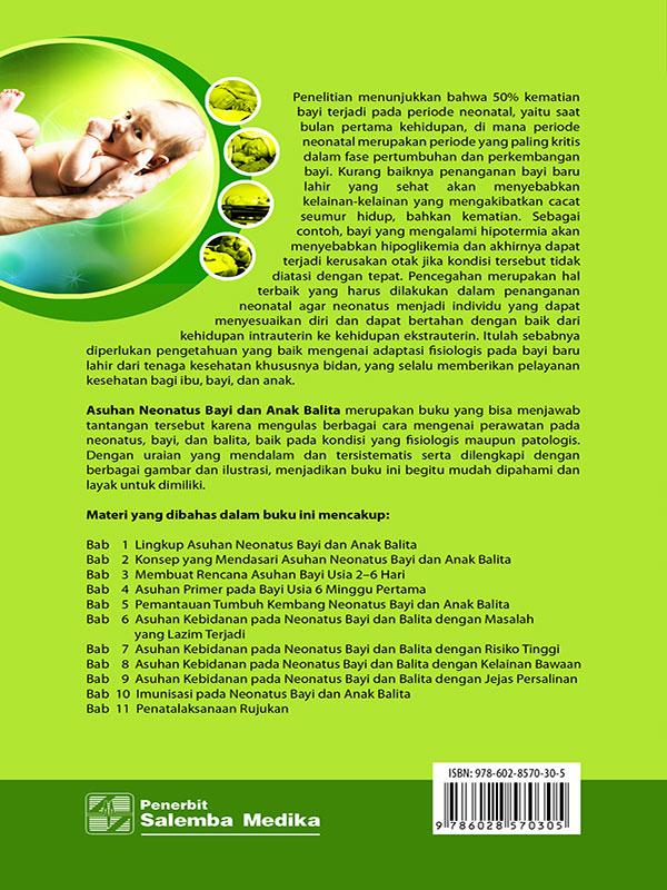 Asuhan Neonatus Bayi dan Anak Balita/Vivian Lanny