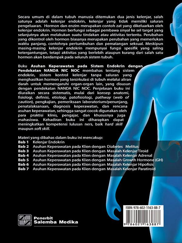 Asuhan Keperawatan pada Sistem Endokrin dgn Pendekatan NANDA NIC NOC/Nuraini-dkk