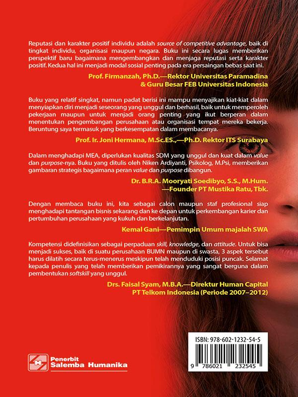 Peran Penting Konsep Diri dalam Membentuk Track Record/Niken Ardiyanti