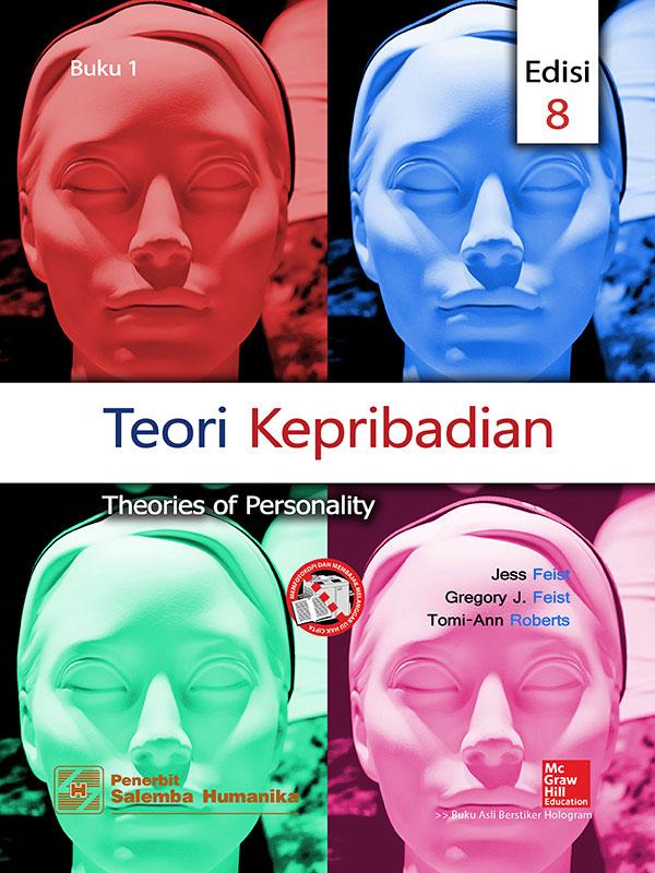 Teori Kepribadian Buku 1 Edisi 8/Feist
