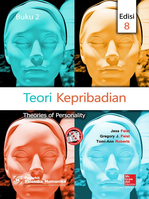 Teori Kepribadian Buku 2 Edisi 8/Feist
