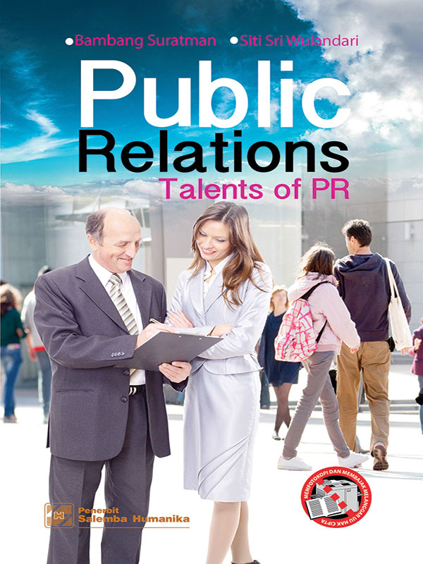 Public Relations Talent of PR