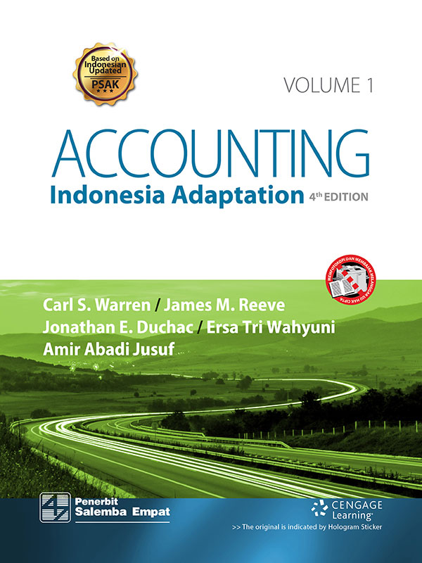 Accounting-Indonesia Adaptation 4th Edition Vol 1/Warren-at al