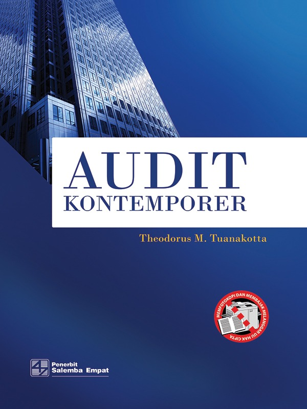 Audit Kontemporer-Softcover/Theodorus M. Tuanakotta