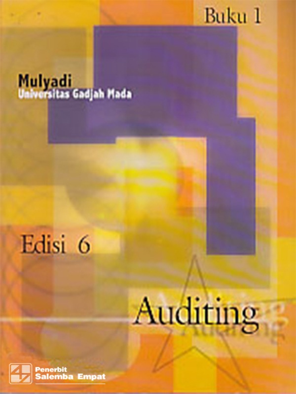 Auditing 1 Edisi 6-HVS/Mulyadi