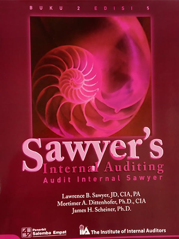 Audit Internal 2 Edisi 5/Sawyer