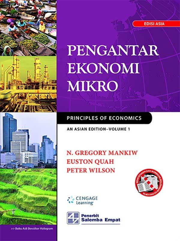 Pengantar Ekonomi Mikro-Edisi Asia/Mankiw