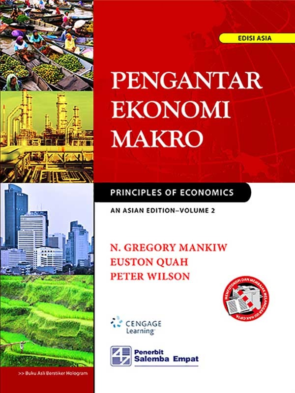 Pengantar Ekonomi Makro-Edisi Asia/Mankiw