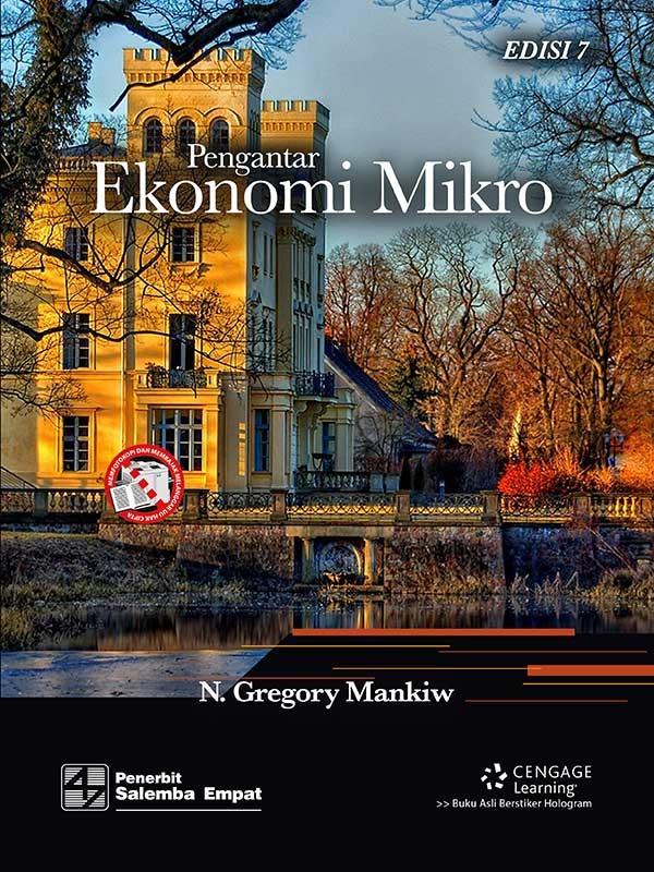 Pengantar Ekonomi Mikro Edisi 7/Mankiw