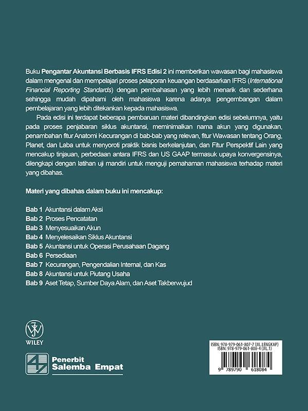 Pengantar Akuntansi 1 Berbasis IFRS Edisi 2/Weygandt-Kieso
