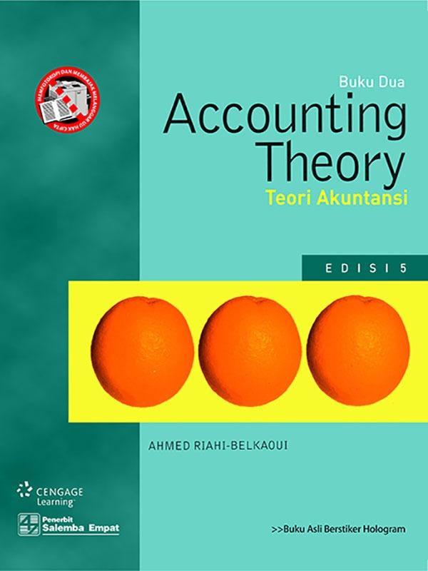 Teori Akuntansi 2 Edisi 5/Belkaoui