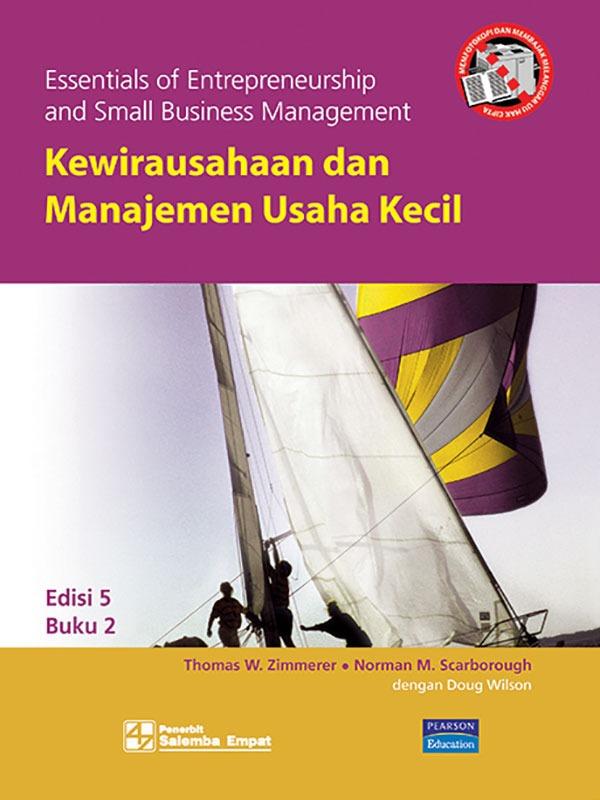 Kewirausahaan: Manajemen Usaha Kecil 2 Edisi 5-Koran/Zimmerer