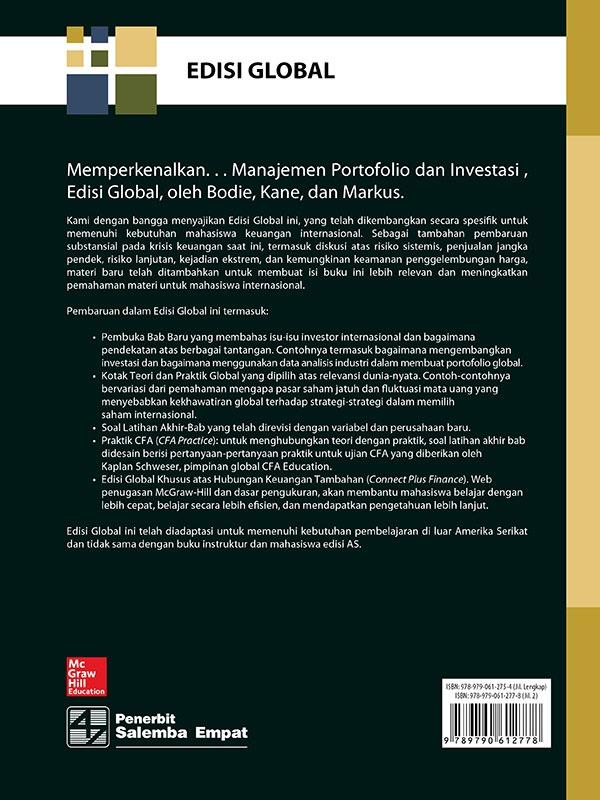 Manajemen Portofolio dan Investasi Edisi 9 Buku 2/Bodie-Kane