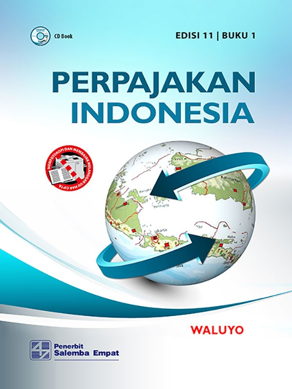 Perpajakan Indonesia Edisi 11 Buku 1-CD Book/Waluyo