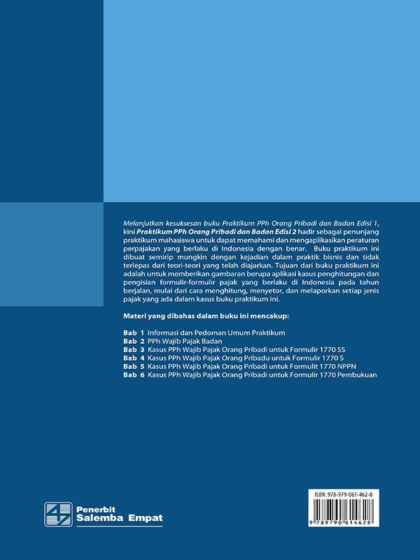 Praktikum PPh Orang Pribadi dan Badan Edisi 2/R. Weddie Andriyanto