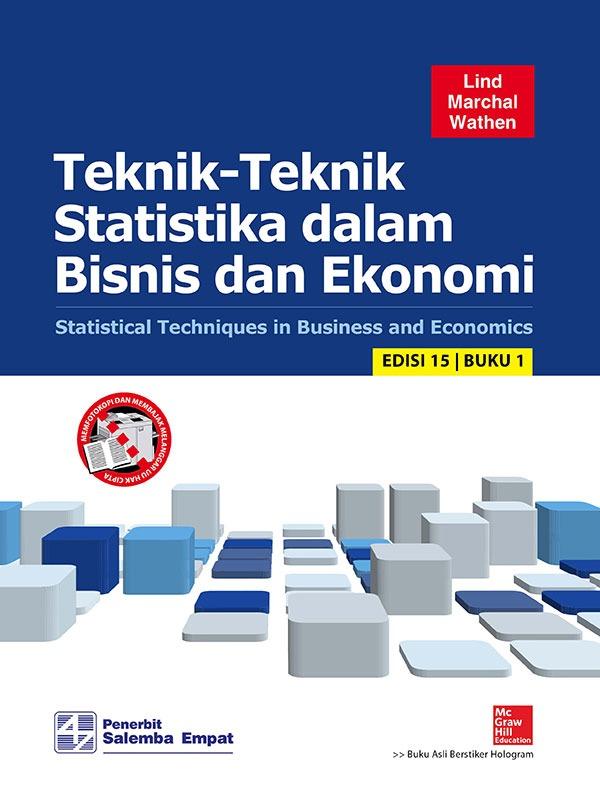 Teknik-Teknik Statistika dalam Bisnis dan Ekonomi (e15) 1