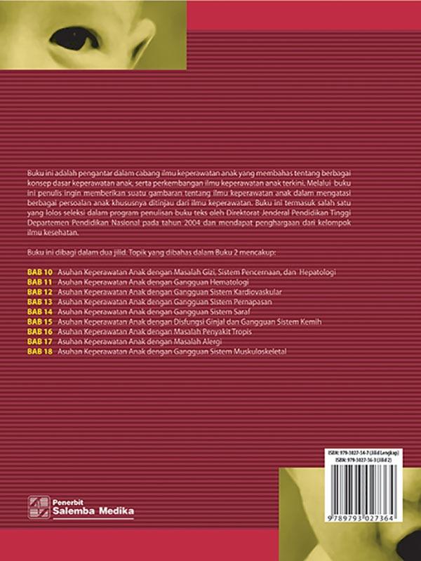 Pengantar Ilmu Keperawatan Anak 2/Azis Alimul