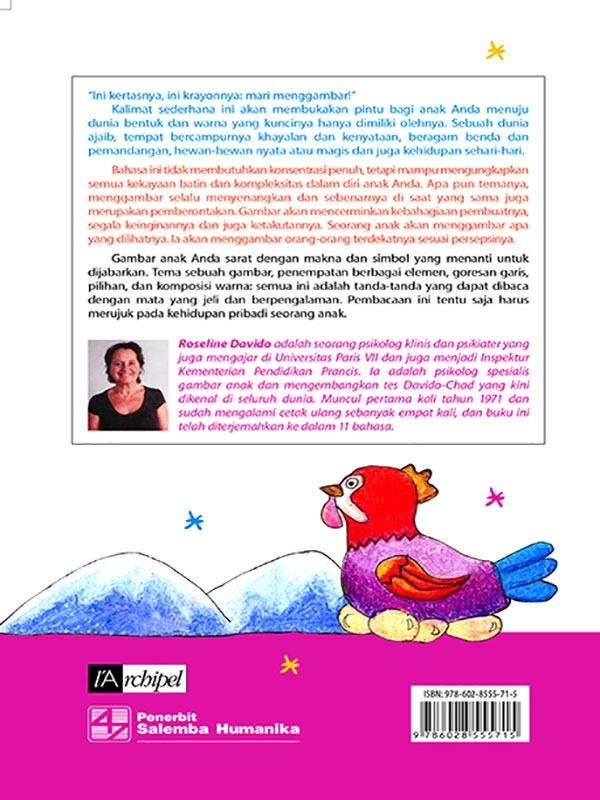 Mengenal Anak Melalui Gambar/Roseline Davido