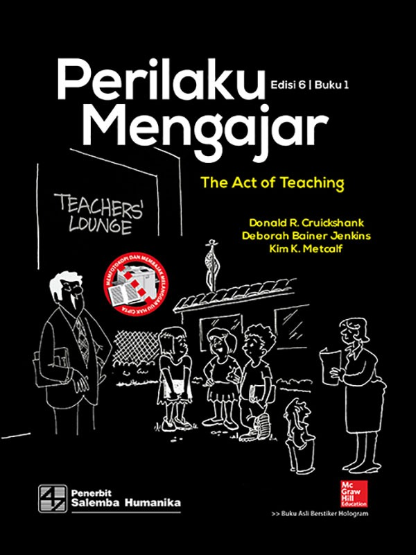 Perilaku Mengajar Edisi 6 Buku 1/Cruickshank