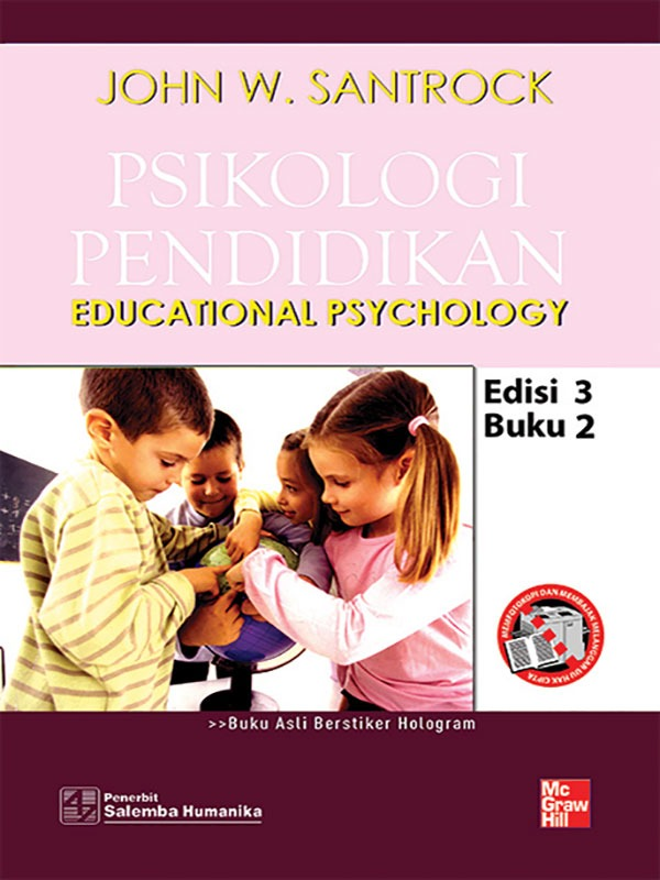 Psikologi Pendidikan Buku 2 Edisi 3/Santrock