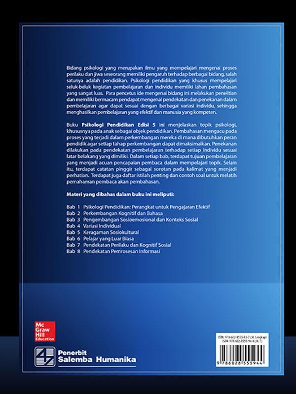 Psikologi Pendidikan Edisi 5 Buku 1/Santrock
