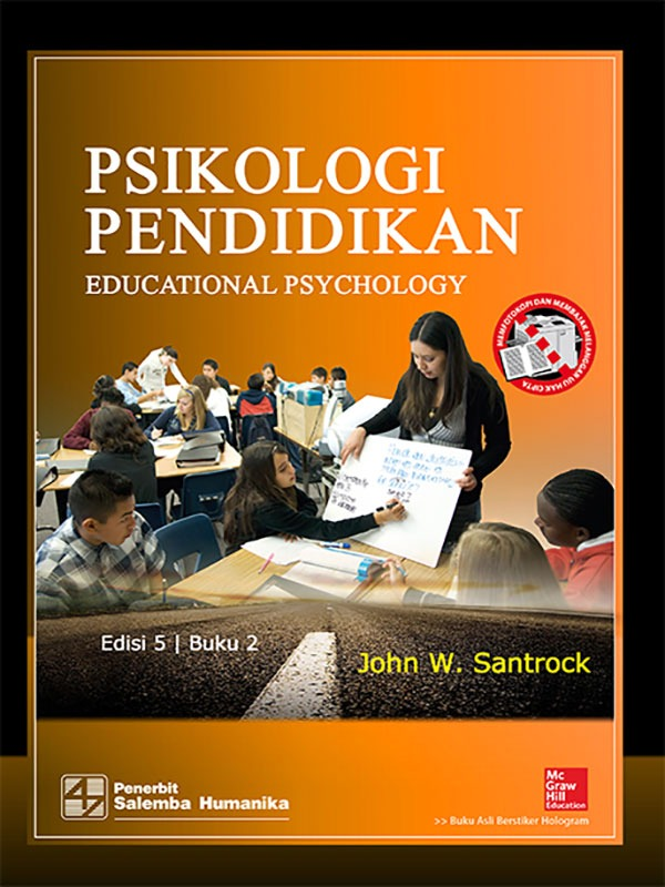 Psikologi Pendidikan Edisi 5 Buku 2/Santrock