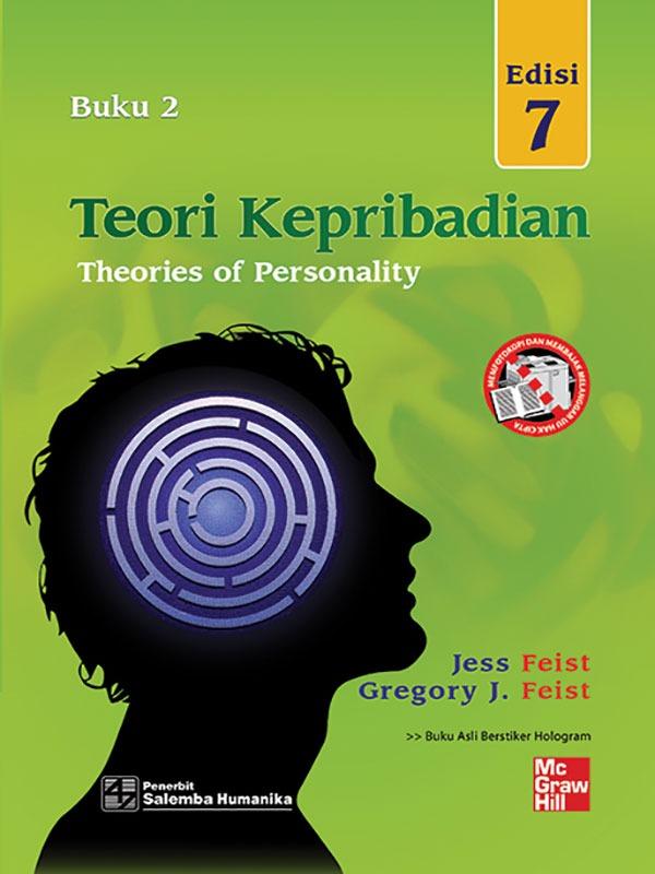 Teori Kepribadian Buku 2 Edisi 7/Feist