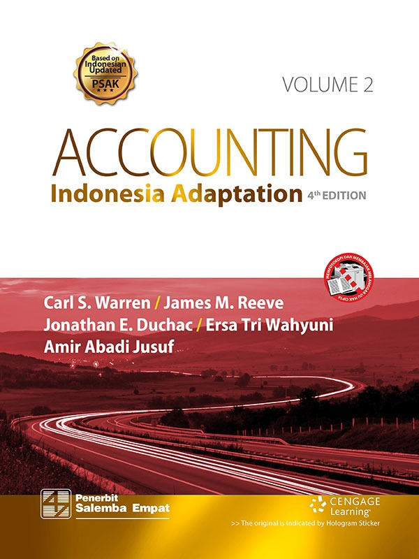 Accounting-Indonesia Adaptation 4th Edition Vol 2/Warren-at al