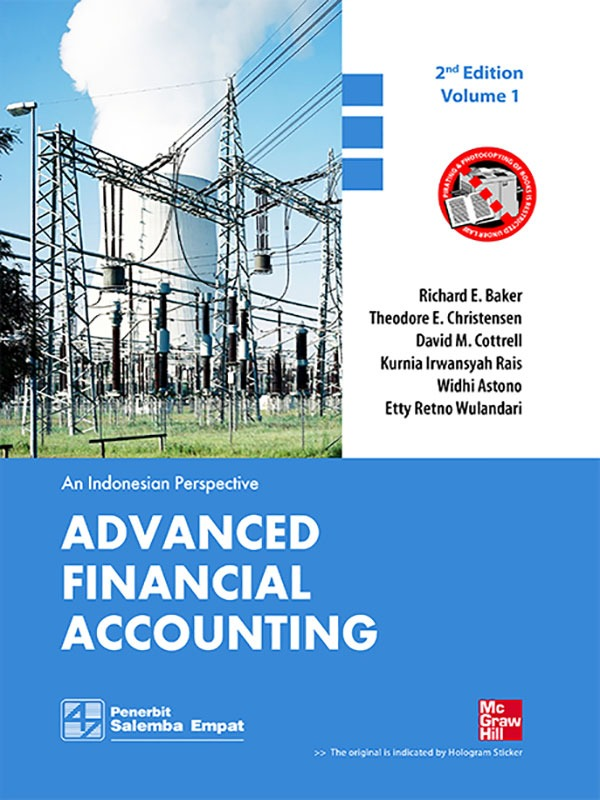Advanced Financial Accounting -An Indonesian Perpective- 2 Edition Volume 1/Baker